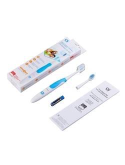 Электрическая зубная щетка CS Medica CS-161 (голубой)