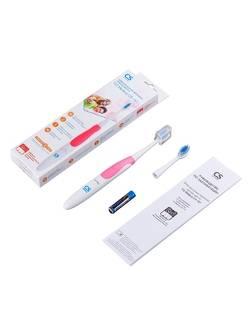 Электрическая зубная щетка CS Medica CS-161 (розовый)