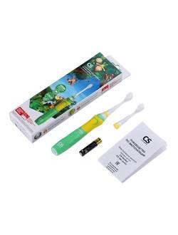 Электрическая зубная щетка CS Medica CS-562 Junior (зеленый)