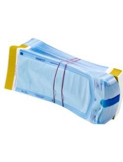 Пакеты для паровой, газовой, плазменной и радиационной стерилизации самозапечатывающиеся 100х200 мм (200 шт.)