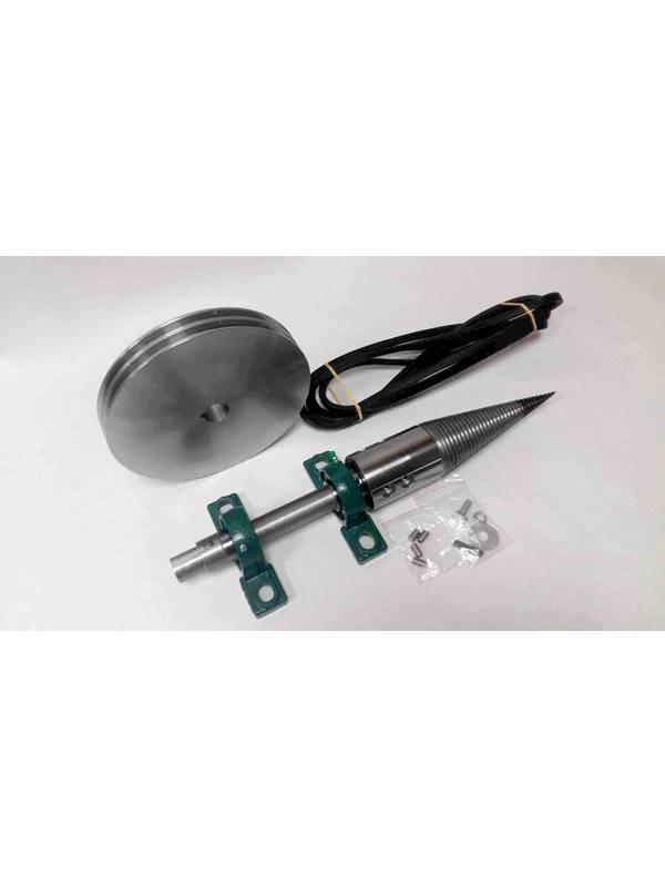 Дровокол винтовой комплект №2 (для мотора со шкивом)