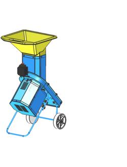 Измельчитель универсальный бытовой ИВА-1