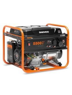 Генератор бензиновый DAEWOO GDA 6500