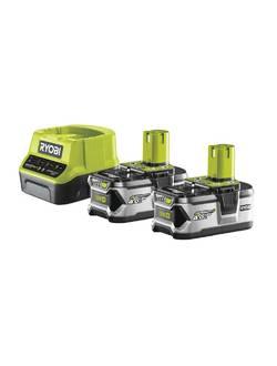 ONE + / Аккумулятор (2) зарядным устройством RYOBI RC18120-240