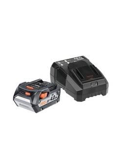 Аккумулятор AEG SET L1840AL с зарядным устройством