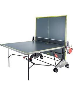 Теннисный стол всепогодный Axos Outdoor 1 с сеткой, серый