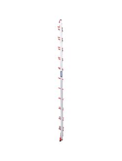 Лестница ал. односекц. 11 ст индустриальная NV 517 Новая высота 5170111