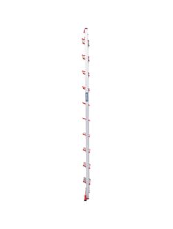 Лестница ал. односекц. 10 ст индустриальная NV 517 Новая высота 5170110
