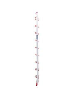 Лестница ал. односекц. 9 ст индустриальная NV 517 Новая высота 5170109