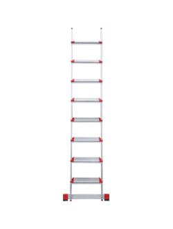 Лестница ал. односекц. 8 ст индустриальная NV 517 Новая высота 5170108