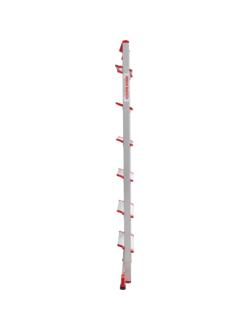 Лестница ал. односекц. 6 ст индустриальная NV 517 Новая высота 5170106