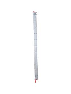 Лестница ал. трёхсекц. 3х11 ст NV 223 Новая высота 2230311