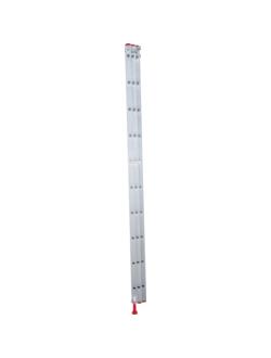 Лестница ал. трёхсекц. 3х10 ст NV 223 Новая высота 2230310