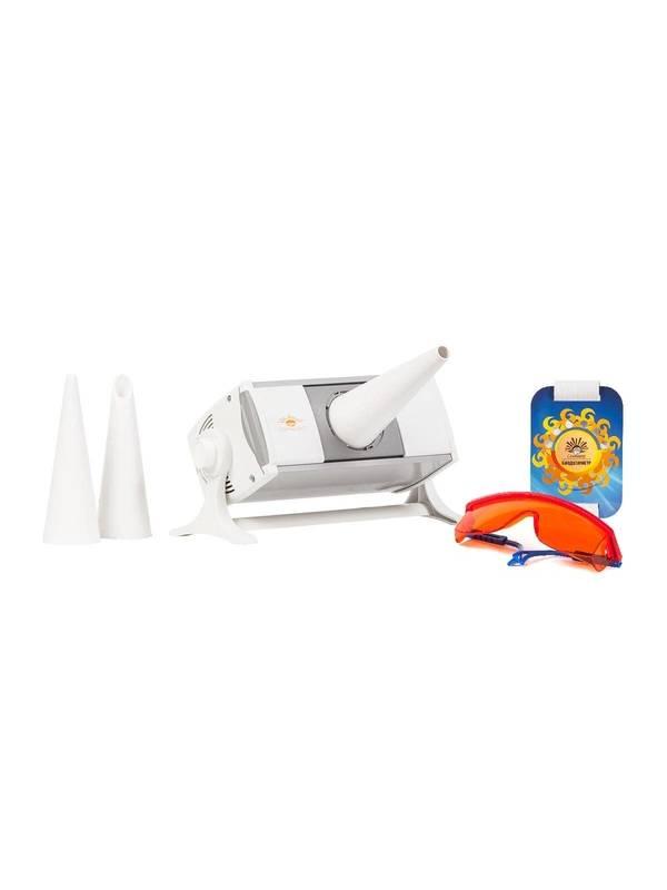 Облучатель ультрафиолетовый Солнышко ОУФк-01М NEW (кварцевый, новый дизайн)