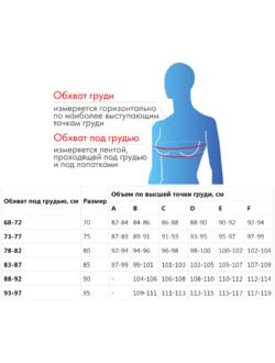 Лиф для протезирования молочной железы М-611