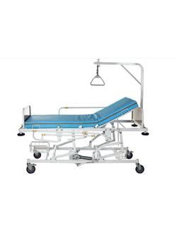 Кровать медицинская функциональная с электроприводом Юнова-4Э (4-секционная)