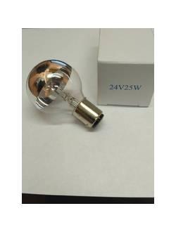 Лампа галогеновая бестеневая 24V25W