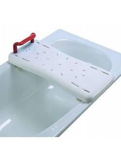 Сиденье (скамья) для ванны с ручкой Heiler BA385 (универсальное)