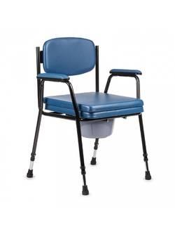 Кресло-туалет с санитарным оснащением Heiler ВА384
