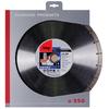 Алмазный диск (по бетону) Universal Extra 350х3,2х25,4/30 FUBAG