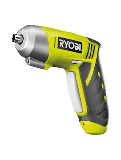 Отвертка аккумуляторная RYOBI R4SD-L13C