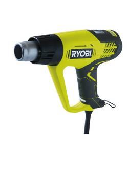 Фен строительный (термовоздуходувка) RYOBI EHG2020LCD
