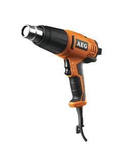 Фен строительный (термовоздуходувка) AEG HG 600 VK