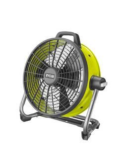 Вентилятор RYOBI R18F5-0 (без батареи)