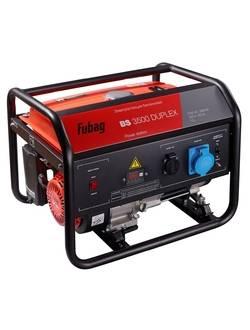 Генератор бензиновый FUBAG BS 3500 Duplex