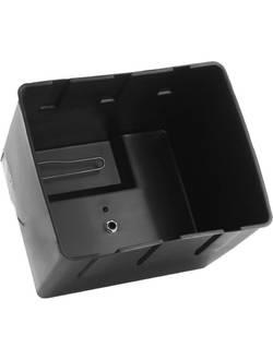 Бак для душа 55л ЭВБО-55 с подогревом (метал. шар. кран)