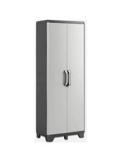 Шкаф пластиковый высокий TIDY GLR/WKF KETER