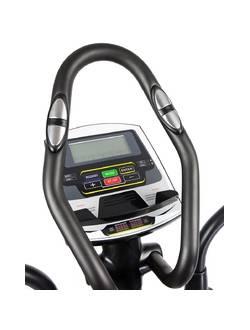 Эллиптический электрический тренажер Atlas Sport STRONG (маховик 24 кг)
