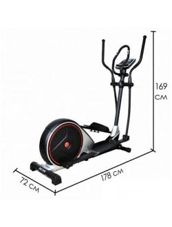 Эллиптический тренажер Atlas Sport FACTOR (маховик 24 кг)