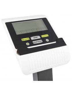 Эллиптический тренажер Atlas Sport FUSION Programmable White (маховик 12 кг)
