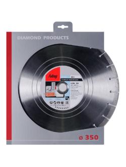 Алмазный диск (по бетону) BB-I 350х2,8х30/25,4 FUBAG