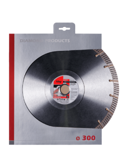 Алмазный диск (по граниту) Stein Extra 300х3х25,4/30 FUBAG