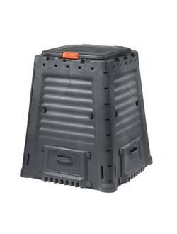 Компостер Keter Mega Composter 650l, черный