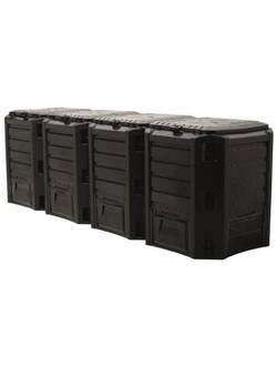 Компостер Module Compogreen 1600 л, черный