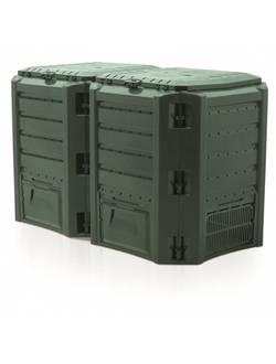 Компостер Module Compogreen 800л, черный