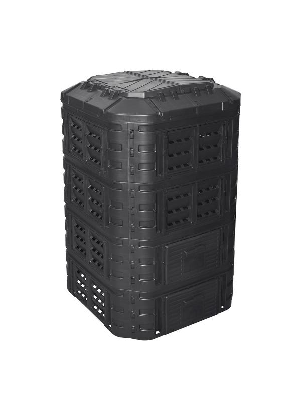 Компостер Modular 1000L, черный