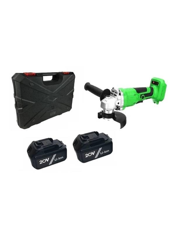 Углошлифмашина Zitrek AG 20 Pro SET 2