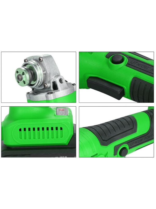 Углошлифмашина Zitrek AG 20 Pro