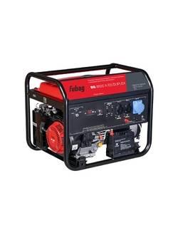 Генератор бензиновый FUBAG BS 8500 A ES DUPLEX