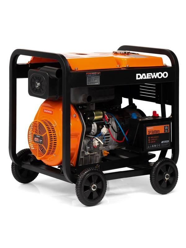 Генератор дизельный DAEWOO DDAE 11000DXE-3