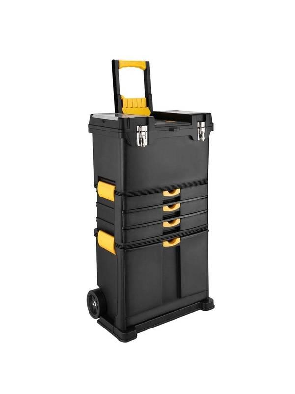 Набор ящиков на колесах для хранения инструментов DEKO DKTB9