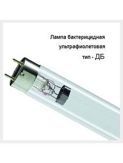 Лампа бактерицидная ДБ 15 Т8 G13
