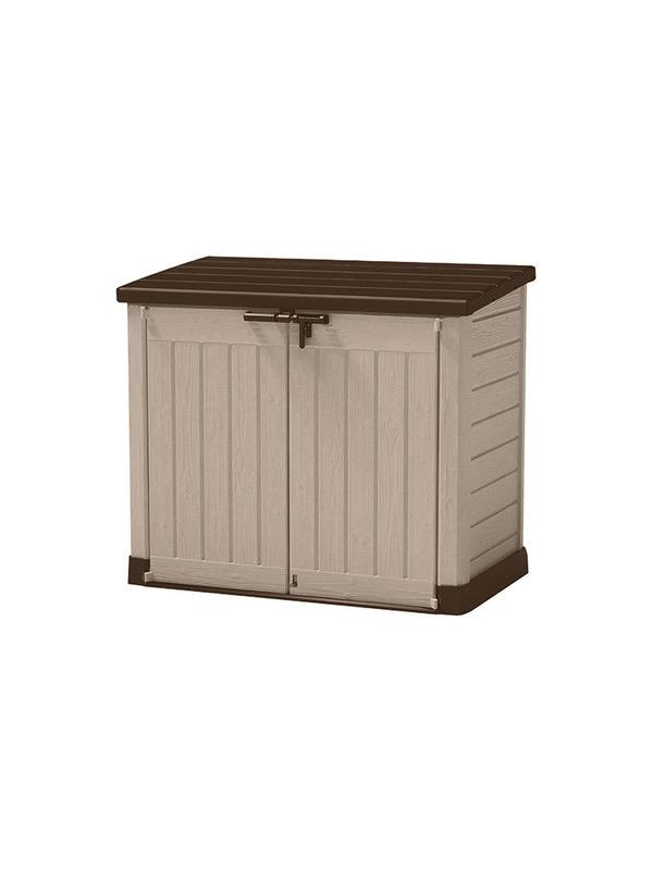 Сундук Store-It-Out Max, коричневый