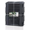 Компостер Module Compogreen 1600л, черный, лент. уп.