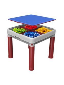 Детский набор Keter (Construction Lego Table)