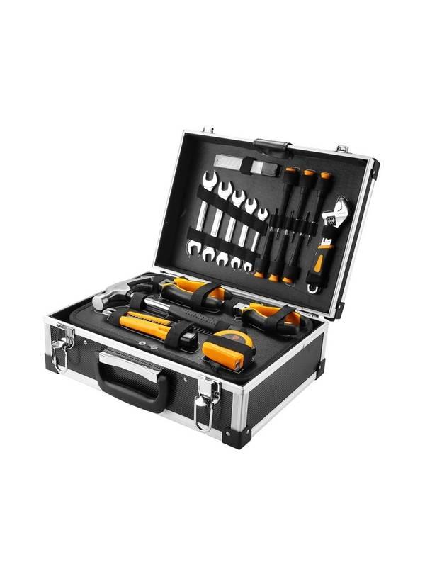 Дрель-шуруповерт аккумуляторная DEKO DKCD12FU-Li Premium SET 131